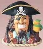 Pirate Pencil Holder