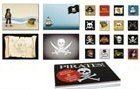 Pirate Stationary & Stickers