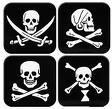Pirate Coasters