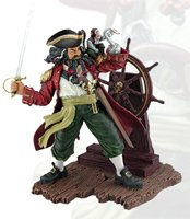 Pirate Blackbeard 4 D Puzzle