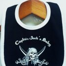 Captain Jacks Baby Bib