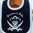 Blackbeards Baby Bib