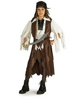 Caribbean Pirate Queen Small Size 4-6