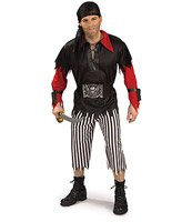 Pirate King Standard Size (fits up to jacket size 44)