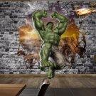 3D Wallpaper Captain America 11D Movie Photo Mural Wallpaper