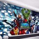 3D Wallpaper Captain America 11J Movie Photo Mural Wallpaper