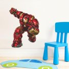 Captain America #17A 3D Decal Wall Poster Decal Wall Sticker