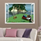 Minecraft #31 Wall Stickers For Kids Rooms