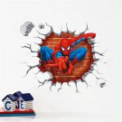 Spiderman #56 Wall Stickers For Kids Rooms