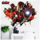 Marvel Avengers #75 Wall Stickers For Kids Rooms