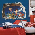 Boy Toys  Cartoon #76 Wall Stickers For Kids Rooms