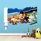 Boy Toys  Cartoon #77 Wall Stickers For Kids Rooms