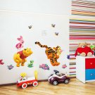 Winnie the Pooh #91 wall stickers room wall art decorative
