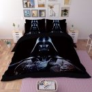 3 pcs KING Size 3D Star Wars #12 Bedding Set Duvet Cover