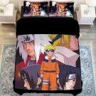 3pcs Twin Size Naruto Anime #41 Kids Bedroom Decor