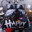 4PCS Queen Size Halloween Star Wars #10 Bedding Set