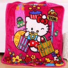 Hello Kitty #12 fleece blankets 100*140cm fleece sleeping throw