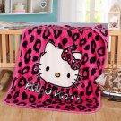 Hello Kitty #20 fleece blankets 100*140cm fleece sleeping throw