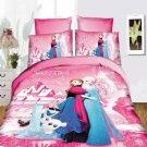 Single Size Disney Frozen #03 bedding set duvet cover bed sheet pillow cases