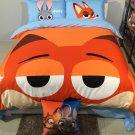 Twin Size 3pcs Zootopia Disney #02 bedding set duvet cover bed sheet pillow cases