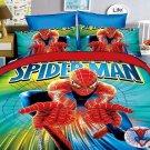 Full Size 3pcs Spiderman #03 bedding set duvet cover bed sheet pillow cases