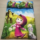 Single Size 2pcs Masha and the Bear #02 bedding set duvet cover pillow cases