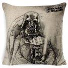 Star Wars Yoda Darth Vader #27 Cushion Cover Square Plain  45cm*45cm