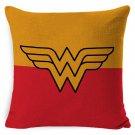 Super Hero Wonder Women #09 Cover Square Plain  45cm*45cm