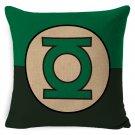 Super Hero Green Lantern #12 Cover Square Plain  45cm*45cm