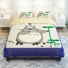 3 pcs Queen Size My Neighbour Totoro #03 Bedding Set Duvet Cover