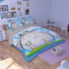 4 pcs Twin Size 3D My Neighbour Totoro #05 Bedding Set Duvet Cover