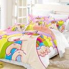 3 pcs twin Size Unicorn #02 Bedding Set Duvet Cover