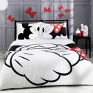 3pcs US King Disney Mickey Mouse #17 Bedding Set valentine duvet cover set