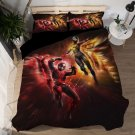 NEW Twin Size Star Wars Ant Man #01 Bedding Set Duvet Cover Pillowcase Gift for Christmas