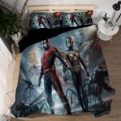 NEW Twin Size Star Wars Ant Man #08 Bedding Set Duvet Cover Pillowcase Gift for Christmas