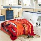 Lightning Mcqueen #13 fleece blankets 1400mm*2000mm fleece sleeping throw