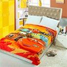 Lightning Mcqueen #17 fleece blankets 1400mm*2000mm fleece sleeping throw