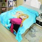 Anna and Elsa Frozen #01 fleece blankets 1400mm*2000mm fleece sleeping throw