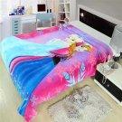 Anna and Elsa Frozen #02 fleece blankets 1400mm*2000mm fleece sleeping throw