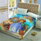 Sofia the First #01 fleece blankets 1400mm*2000mm fleece sleeping throw