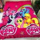 My Little Pony #01 fleece blankets 1400mm*2000mm fleece sleeping throw