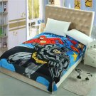 Captain America Marvel Avengers #03 fleece blankets 1400mm*2000mm fleece sleeping throw