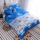 Twin Size 3pcs Doraemon New Design #10 bedding set duvet cover pillow cases