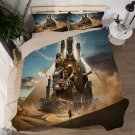 Twin Size 3pcs Assasin Creed #01 New Design bedding set duvet cover pillow cases