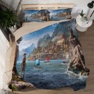 Twin Size 3pcs Assasin Creed #02 New Design bedding set duvet cover pillow cases