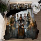 Twin Size 3pcs Assasin Creed #03 New Design bedding set duvet cover pillow cases