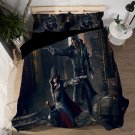 Twin Size 3pcs Assasin Creed #05 New Design bedding set duvet cover pillow cases
