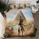 Twin Size 3pcs Assasin Creed #10 New Design bedding set duvet cover pillow cases