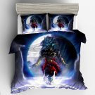 2019 King Size 3pcs Dragon Ball Z #04 bedding set duvet cover pillow cases