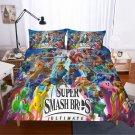 2019 Queen Size 3pcs Super Mario #01 bedding set duvet cover pillow cases